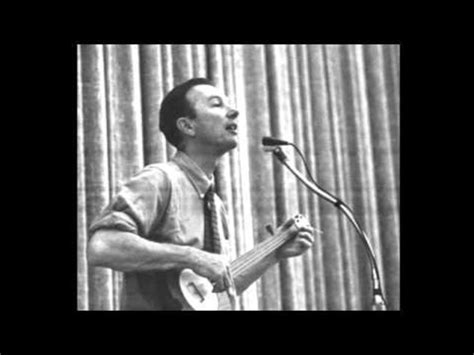 Michael Row The Boat Ashore Pete Seeger Youtube by Pete Seeger Songs A Listly List