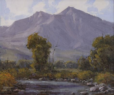 Out Of The West Landscape Paintings At Western Art Gallery
