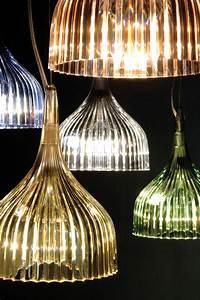 Luminaire Kartell : suspension e 39 cristal kartell ~ Voncanada.com Idées de Décoration