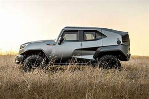 Rezvani TANK Is A Military-style, Off-Road Capable SUV For ...