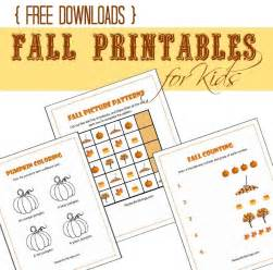free fall printables for pumpkin coloring pages more
