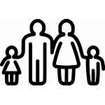 Icon Boy Child Mother Father Children Symbol