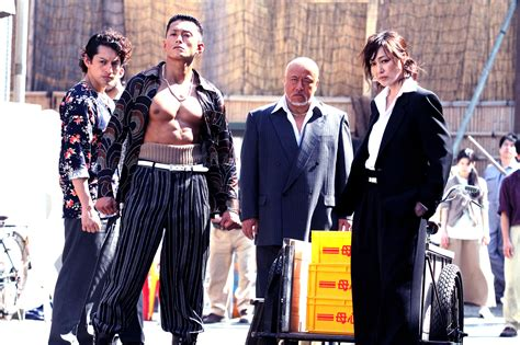 yakuza apocalypse blu ray review rezension kritik