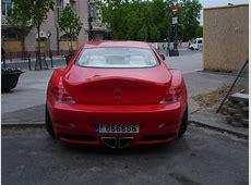 Modified BMW 6series Car Tuning