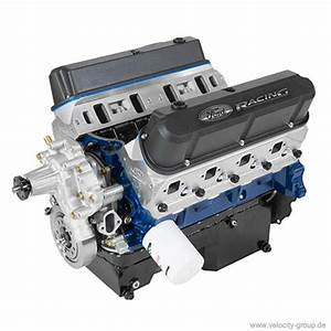64-73 Ford Mustang Engine Complete Assembly - Comblete Engine - Ford Performance Crate Engine ...