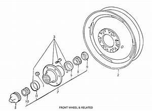 Ford 8n Rear Axle Diagram