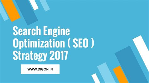Search Engine Optimisation Strategies by Search Engine Optimization Seo Strategies For 2017