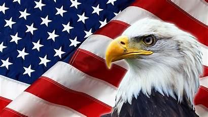 Government End Flag Eagle American Shutdown Sight