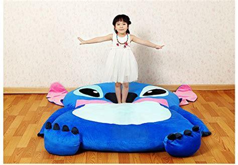 cute cartoon lilostitch image sleeping bag sofa bed twin