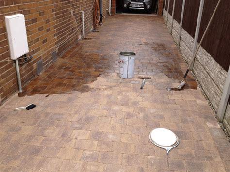 pavings patio driveway cleaning sealing repair in