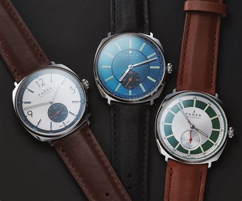 Spotlight On Farer, A British-born Watch Brand With A