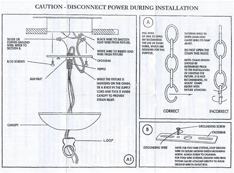 Wiring A Chandelier Diagram by Chandelier Step By Step Installation Guide