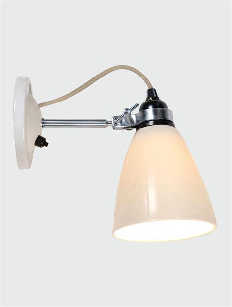 original btc hector medium dome wall light