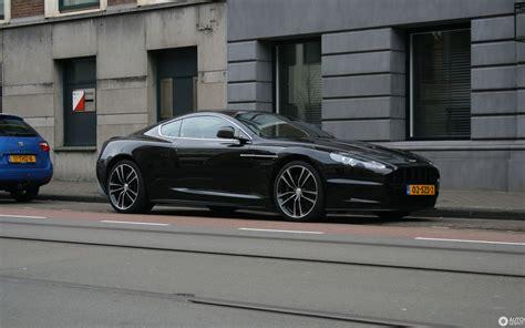 Martin Black by Aston Martin Dbs Carbon Black Edition 6 April 2017