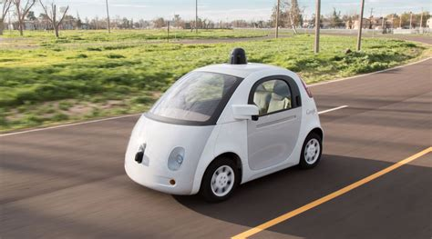 self driving car google self driving car project