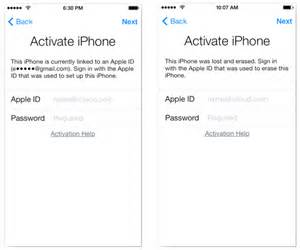how to activate your new iphone apple turns activation lock on by default in ios 8 to