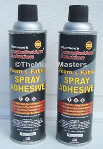 Upholstery Spray Glue by 2x 12oz Cans Spray Glue Carpet Upholstery Fabric Adhesive