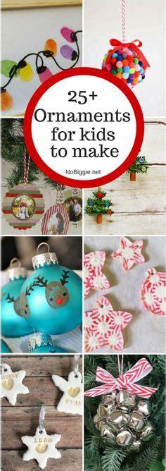 homemade ornaments  babys  christmas