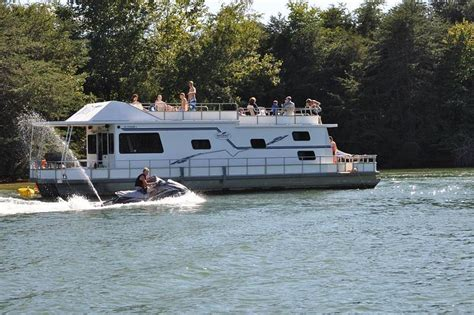 Smith Mountain Lake Rentals With Boat by Smith Mountain Lake Houseboats Rentals