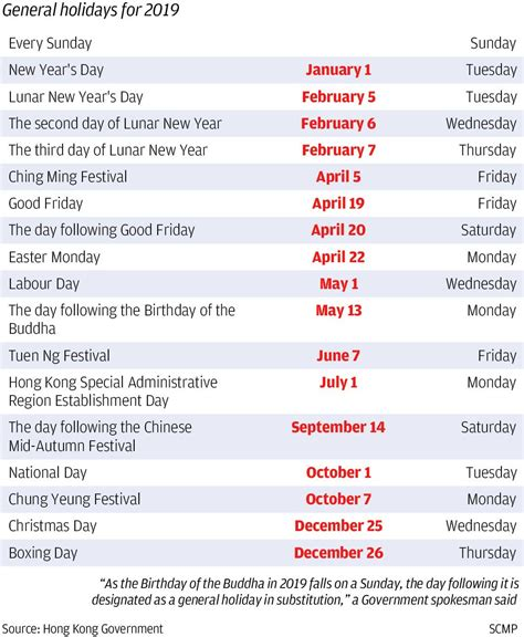hong kong public holidays leave opportunities savvy planners