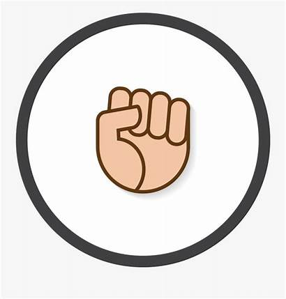 Scissors Rock Paper Clipart Transparent Icon Circle