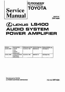 Pioneer Deh P680mp Manual Order No Crt3569 Multi Cd Control High Power