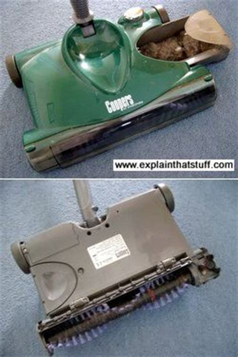 vacuum cleaners work explain  stuff