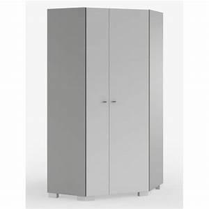 Armoire D Angle : armoire d 39 angle fresh azura home design ~ Teatrodelosmanantiales.com Idées de Décoration