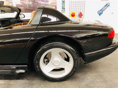 1997 Dodge Viper Rt 10 Roadster by 1995 Dodge Viper Rt 10 Roadster 1 Of 1 430 Stock 84009