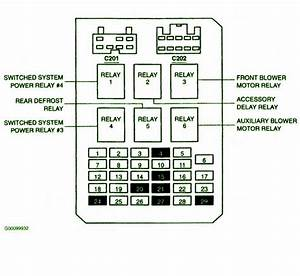 1996 Ford Windstar Fuse Box Diagram