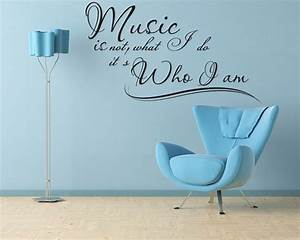 Wall decal sticker quote vinyl art removable mural letter