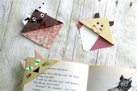 cool diy bookmarks ideas   fun loving bookworm