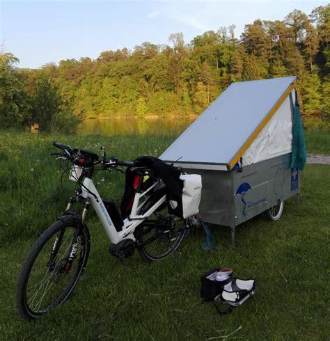 mini wohnwagen selber bauen anleitung 220 bernachtung hochtengen wohn fahrrad fahrrad wohnwagen fahrrad und wohnwagen