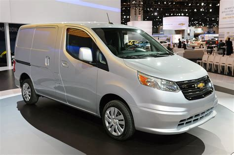 Chevy City by Chevrolet City Express Vs Ford Transit Connect Chevy