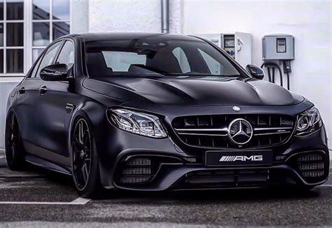 Mercedes benz master certified technicians. BenzBoost - The 2018 Mercedes-AMG E63 S looks mean as hell in satin black