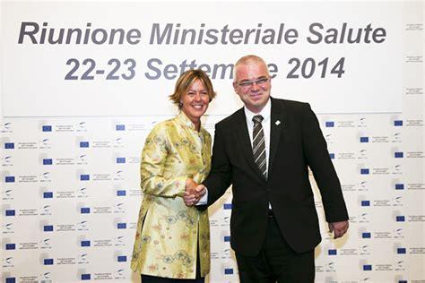 Segretariato Generale Della Presidenza Consiglio Dei Ministri by Meeting Informale Dei Ministri Della Salute Dell Ue Foto