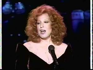 Bette Midler-The Glory of Love - YouTube