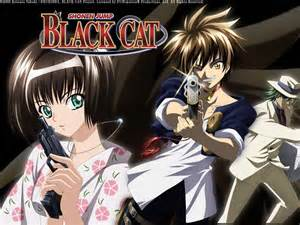 black cat anime black cat anime wallpaper