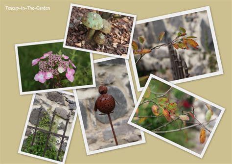 Der Garten Ischtar Gold by Teacup In The Garden Was Der Garten Macht Im Oktober