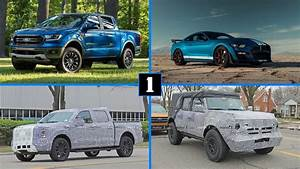 Ford Insider Reveals Future For F-150, Mustang, Ranger, Bronco