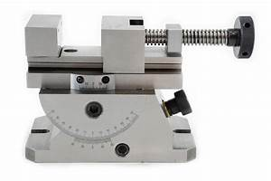 SHARS UNIVERSAL 360° SWIVEL ANGLE PLATE MILLING VISE
