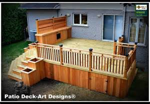 Trex Bench Plans by Patio Deck Art Designs Outdoor Living Traditional Deck