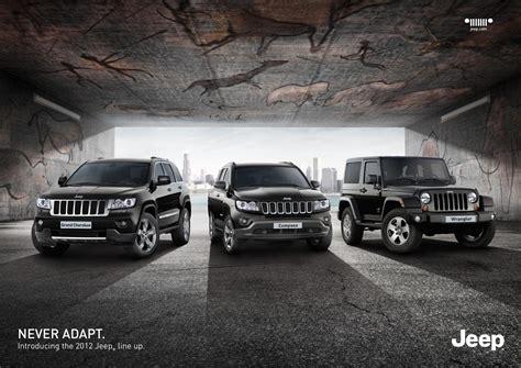 Chrysler Advertising by Jeep Chrysler Print Advert By Leo Burnett Never Adapt 1