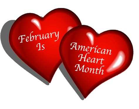 february  american heart month