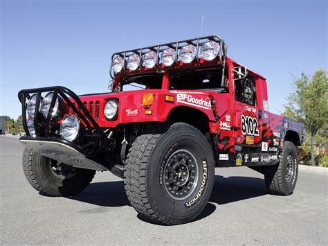 rally truck racing hummer h1 alpha off road image 57
