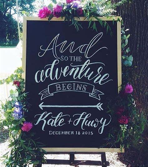 Best 20 Chalkboard Wedding Signs Ideas On Pinterest