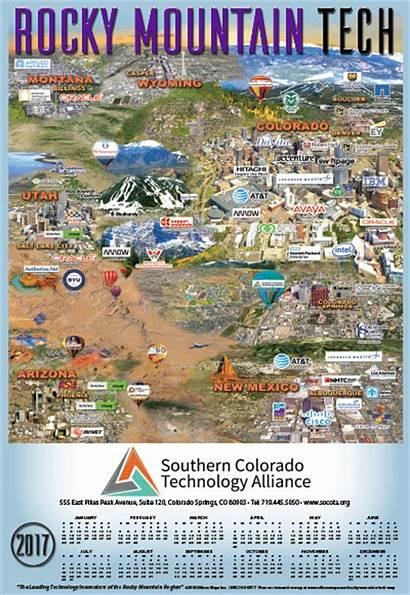 Mountain Rocky Tech Technology