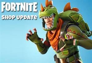 Fortnite Shop Update Rex Skin Returns Ahead Of Week 6