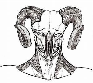 Skull Devil by DamienDEnfer on DeviantArt