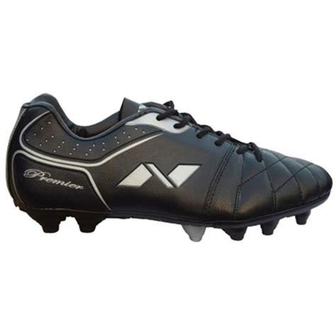 nivia premier range football shoes black buy nivia